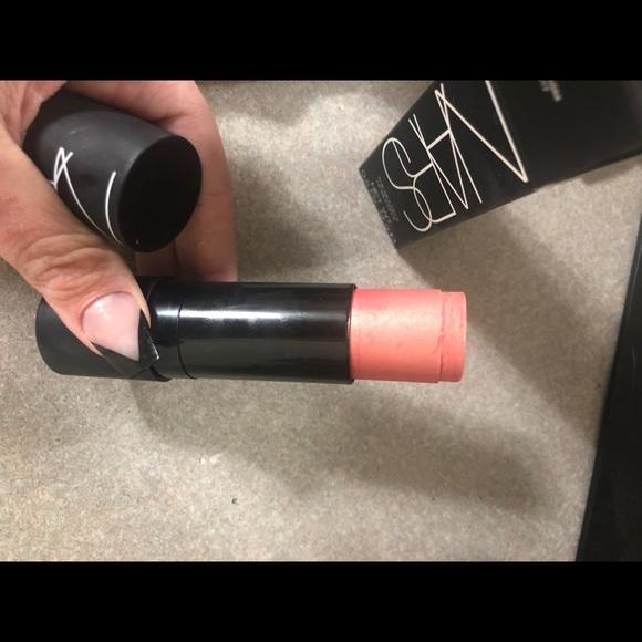 NARS multiple Orgasm liquid blush lips eyeshadow